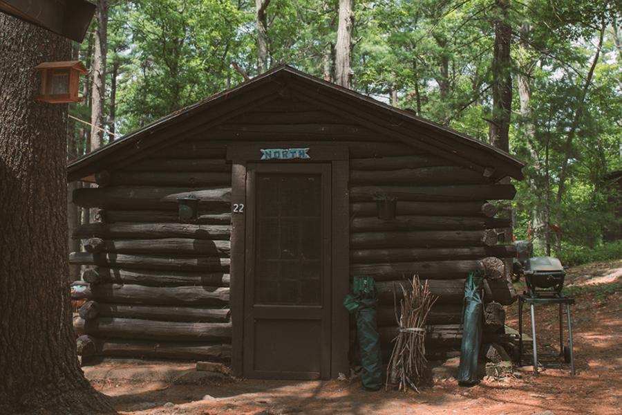ponkapoag cabin