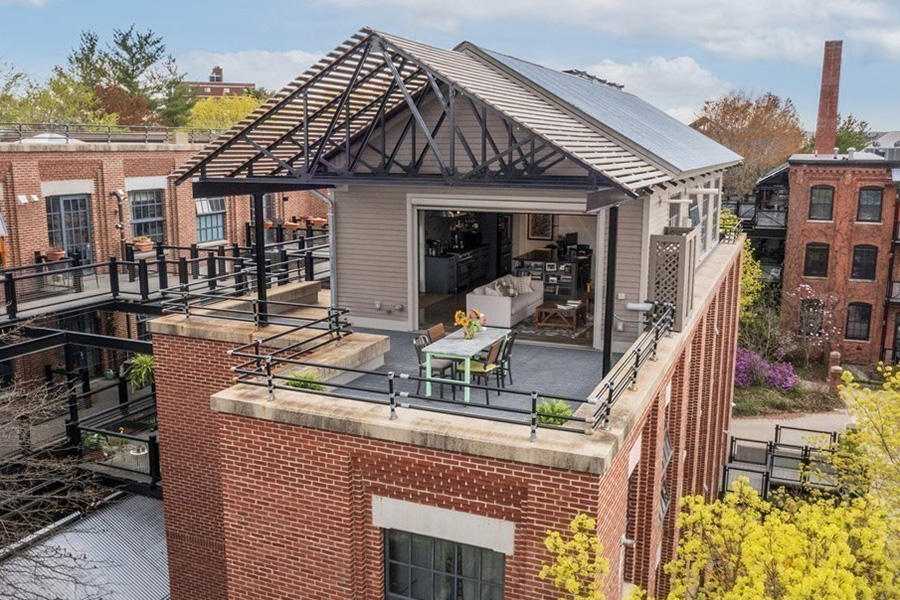somerville penthouse loft 1