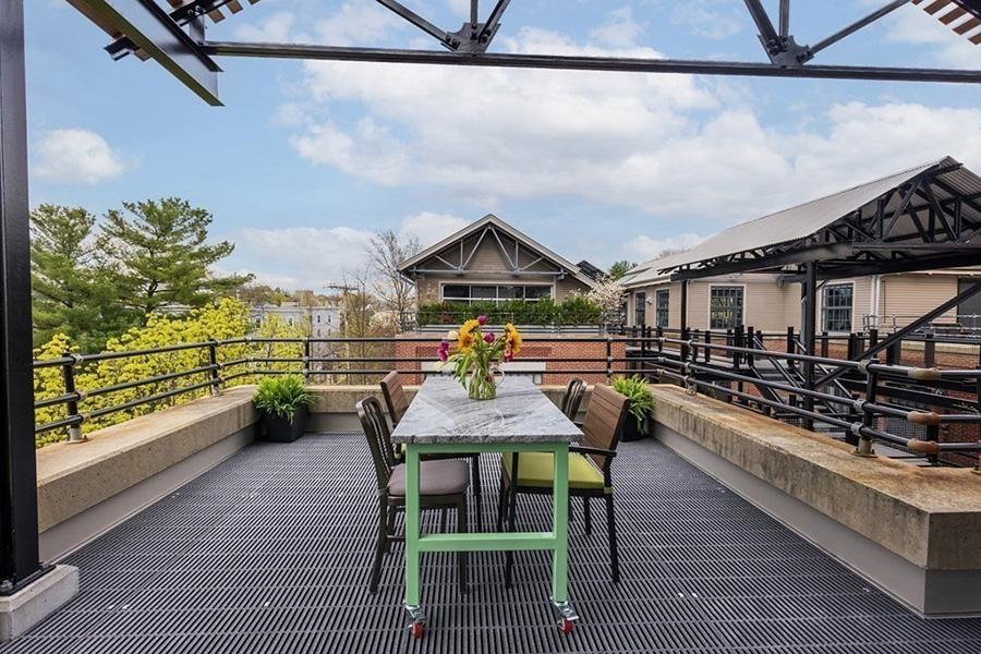 somerville penthouse loft 10