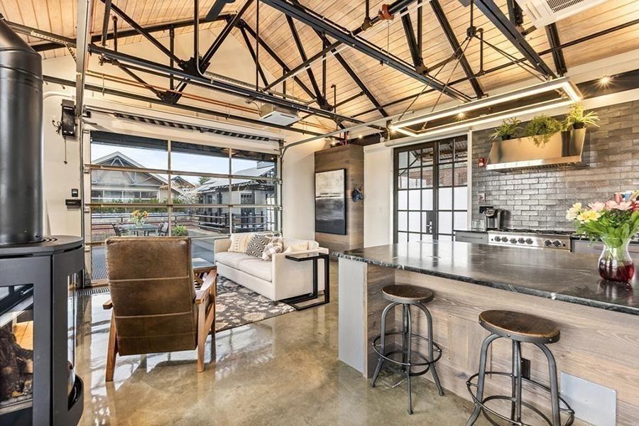 somerville penthouse loft 3