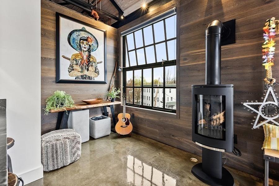 somerville penthouse loft 4