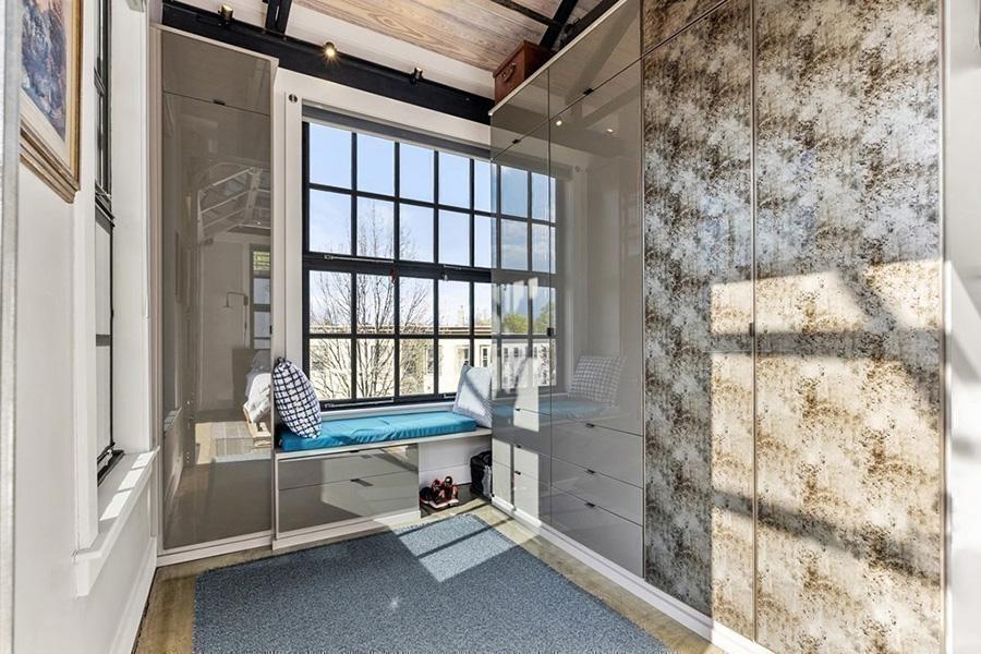 somerville penthouse loft 8