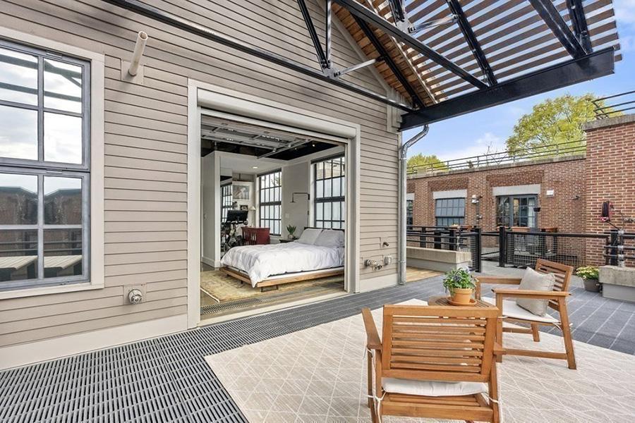 somerville penthouse loft 9