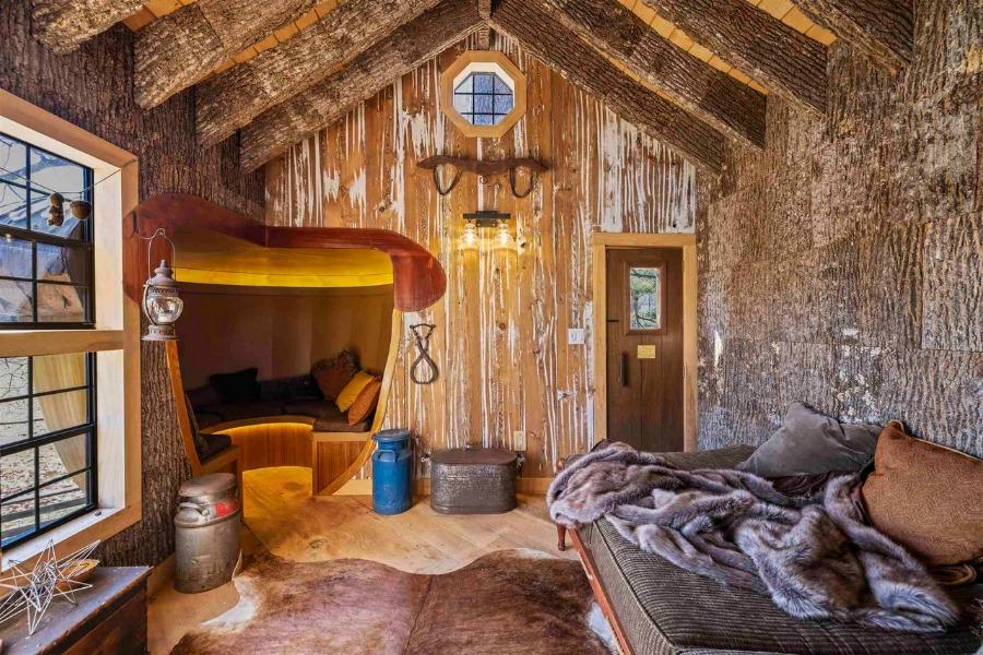 vermont acorn treehouse 2