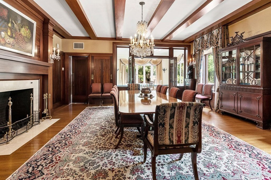 newton mansion 5