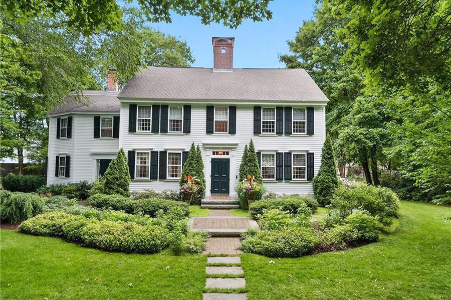 East Providence house 1