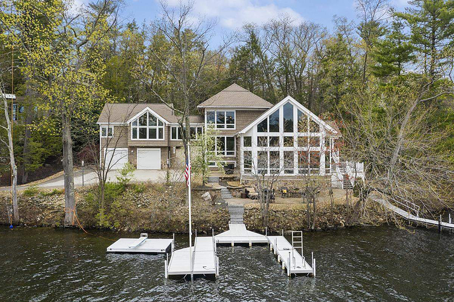 Windham pond house 1