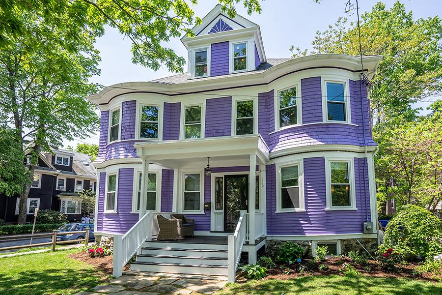 purple brookline home 1