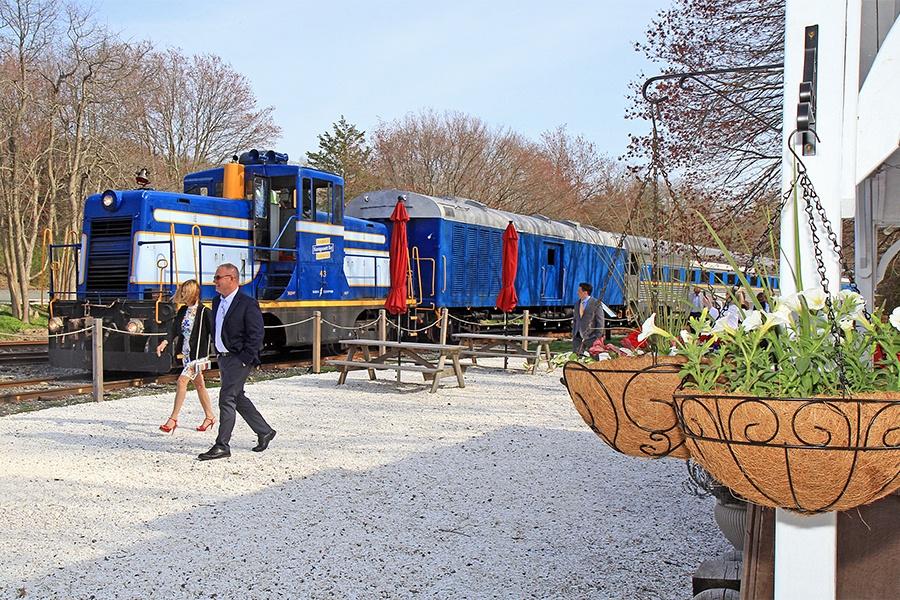 grand bellevue train