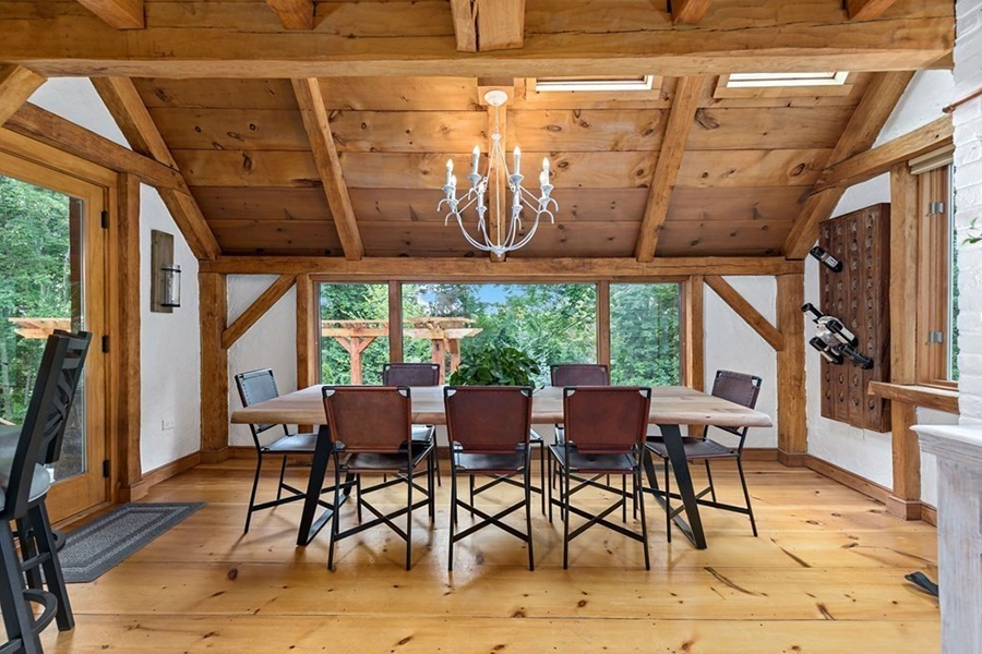 Norwell Timber House 4