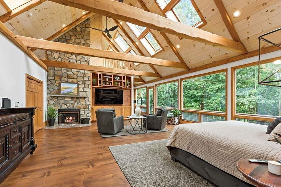 Norwell Wooden House 6