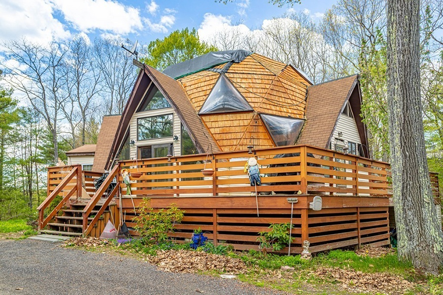 geodesic dome home 1