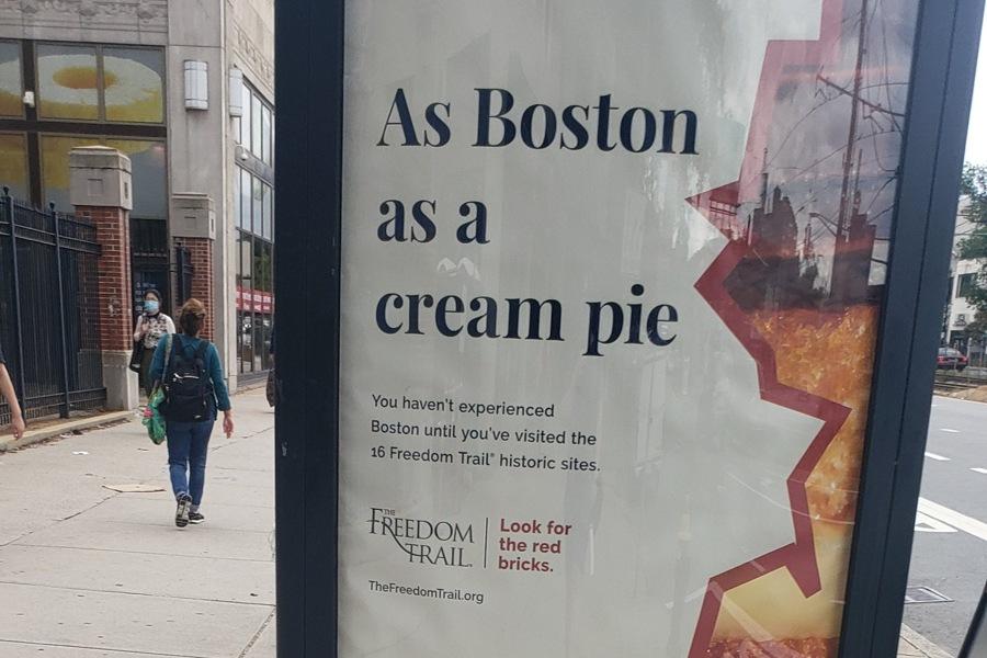 freedom trail cream pie
