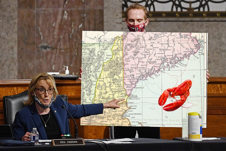new hampshire lobster