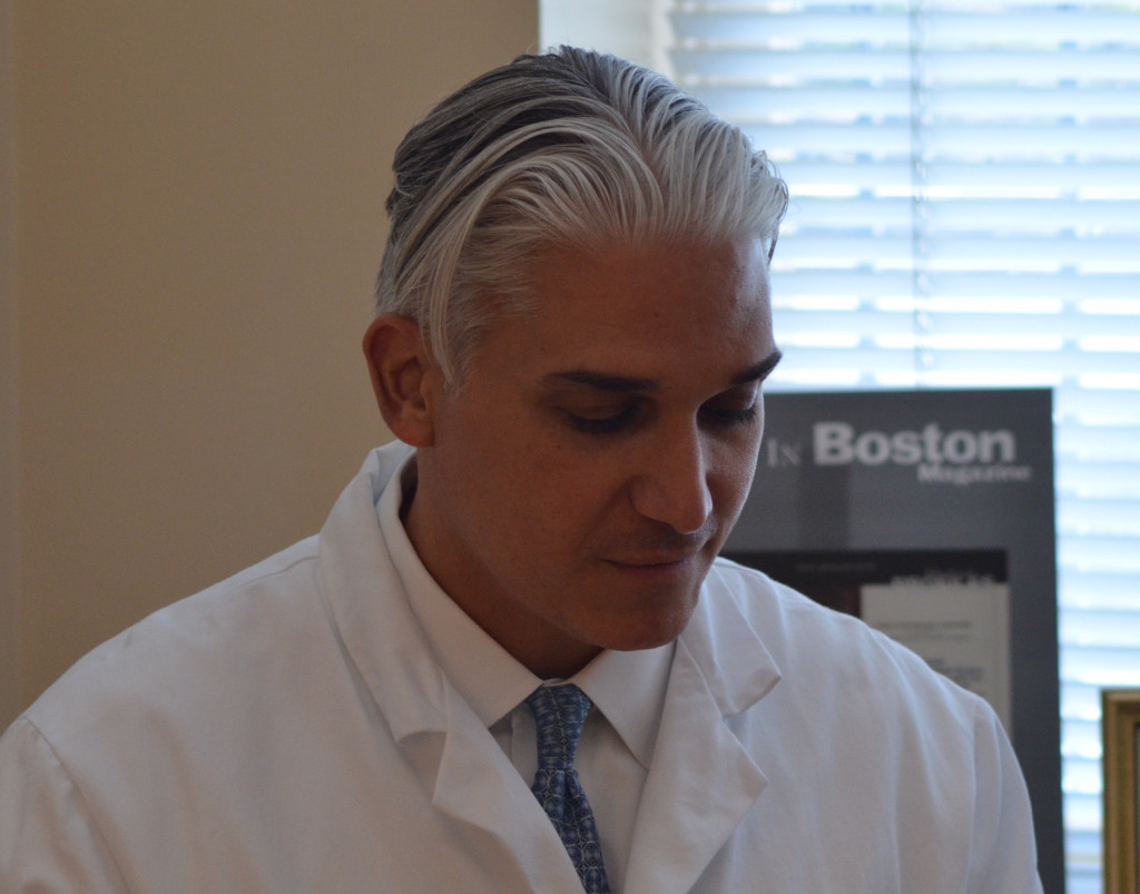 Ramsey Alsarraf, MD | Top Docs | Boston Magazine